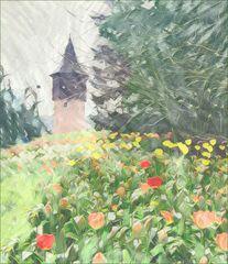 Mainauer Turm --   Jahr 2000