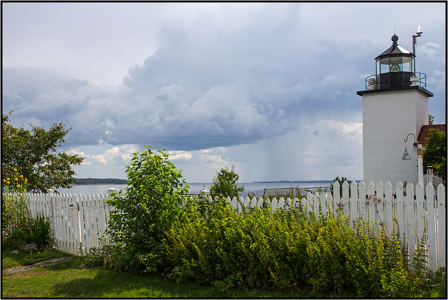 Maine | Fort Point Lighthouse |
