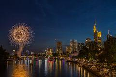 Mainfest Feuerwerk