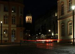 Mainz by night