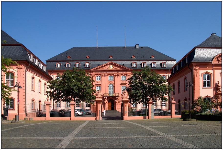 Mainz - Deutschordenshaus