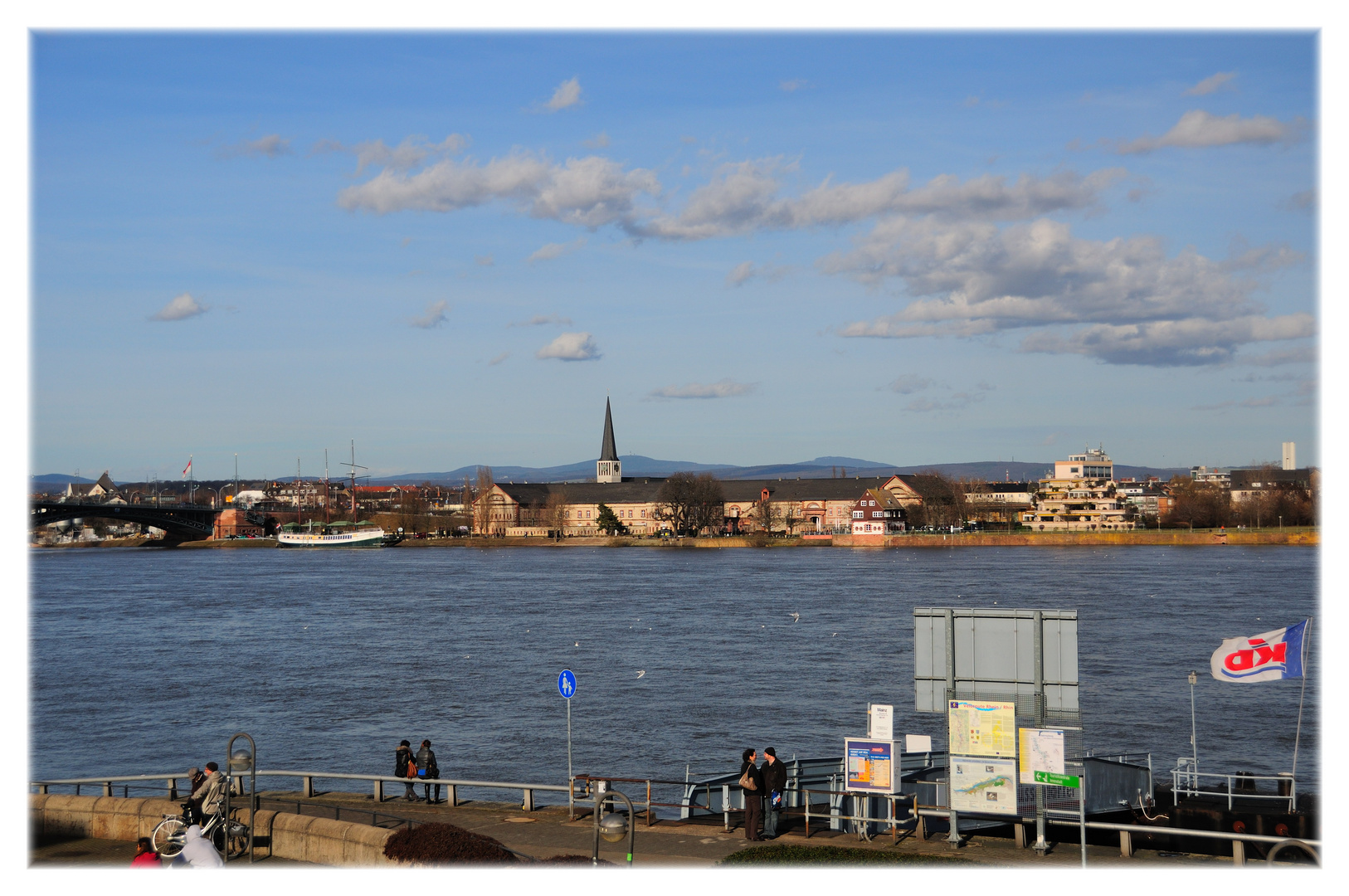 Mainzer Frühlingswinde