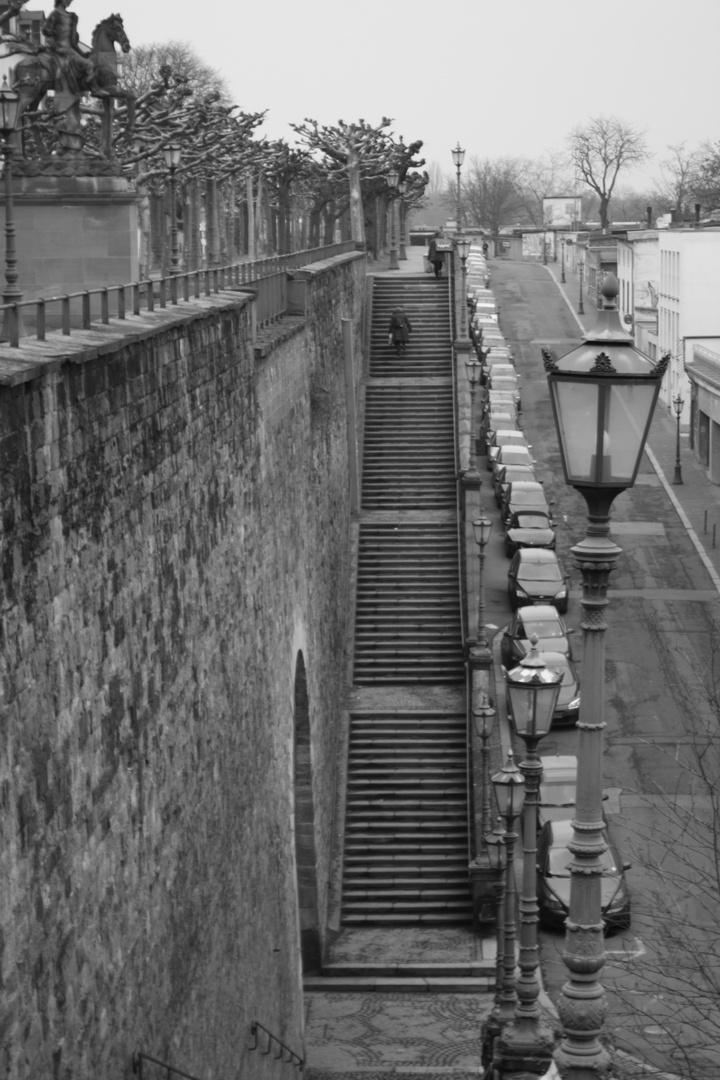 Mainzer Treppe