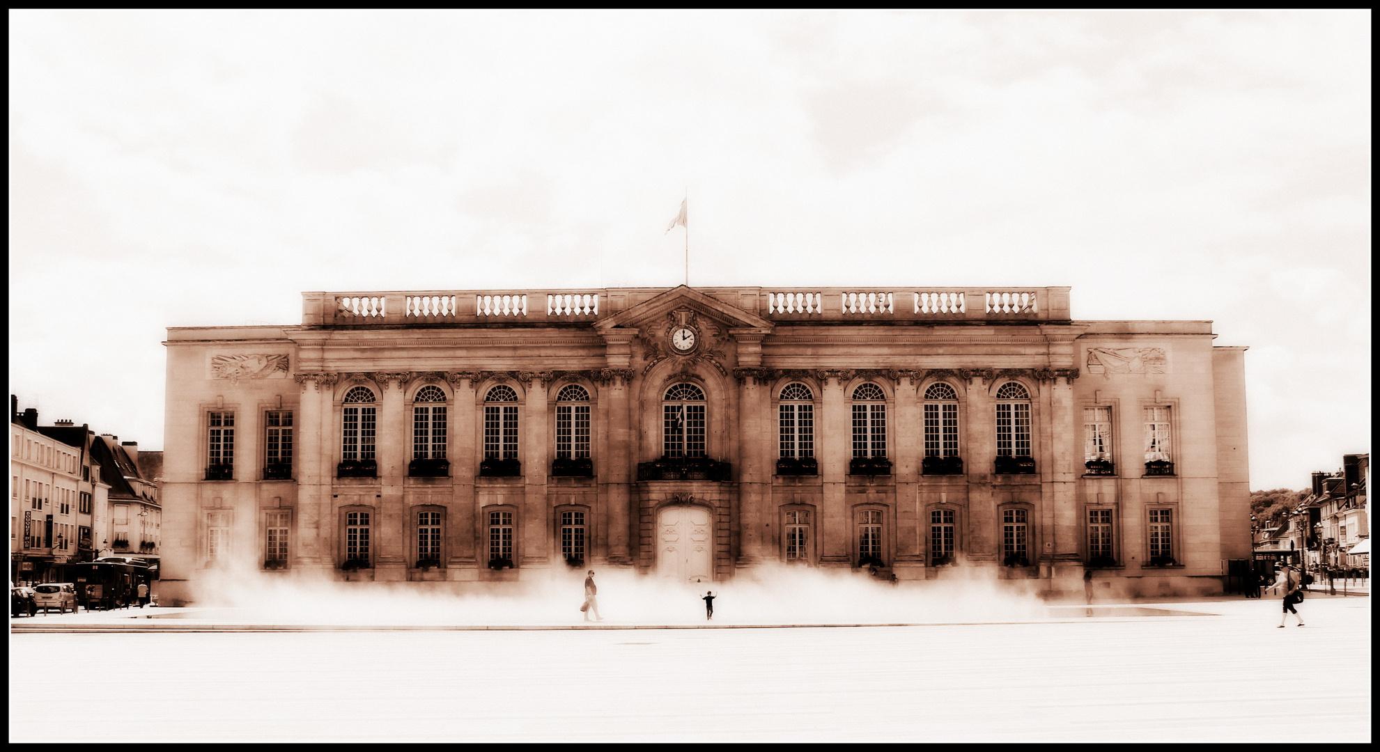 Mairie Beauvais