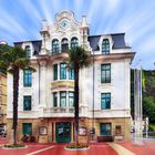 mairie de Luarca (asturies)