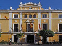 Mairie de Segorbe  (XVIème) -  Espagne  (Castellón, Valencia)