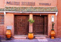 Maison Berbère Artisanale