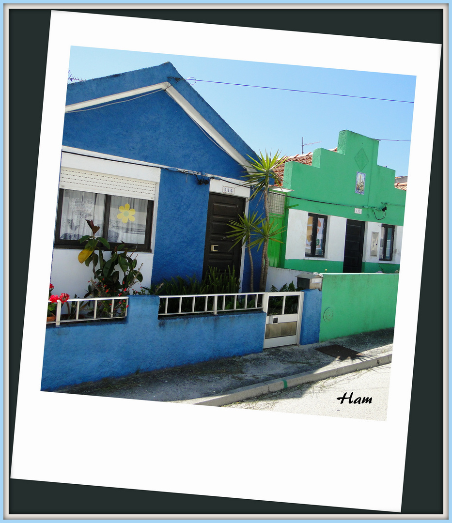 Maison de p cheur photo et image europe portugal centro images fotocommunity - Maison de pecheur portugal ...