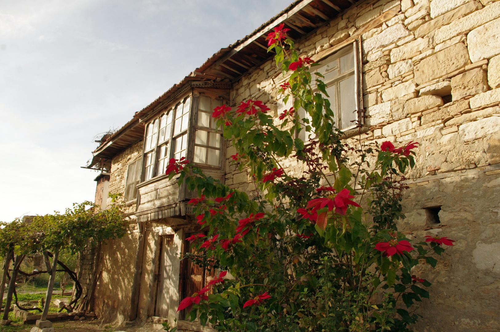 Maison typique de l'Anatolie ...