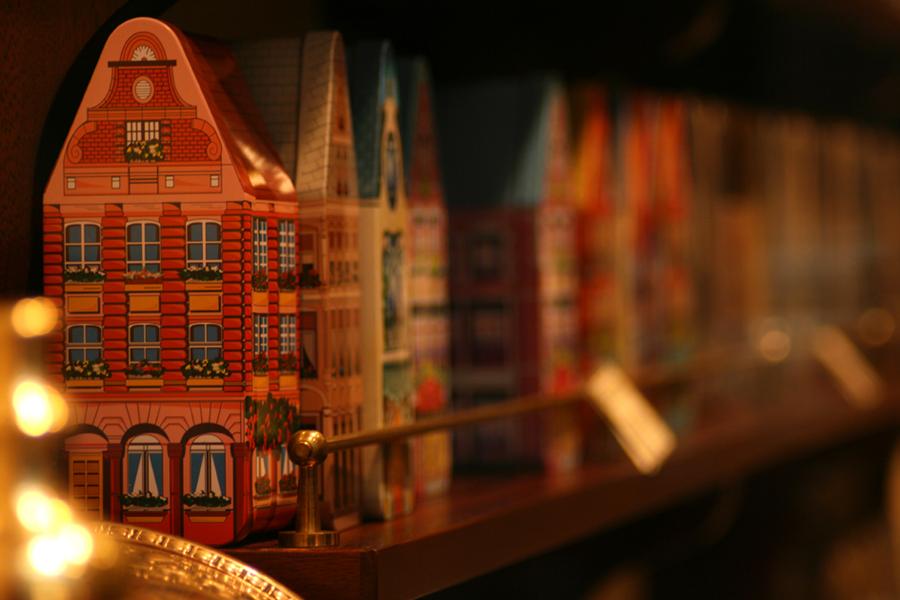 Maisonnette chocolatée