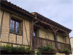 Maisons de Fourcès (Gers)