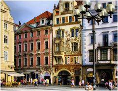Maisons de Prague