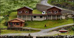 Maisons de vacances en Norvège