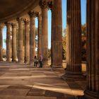 Majestätische Säulen - Potsdam -