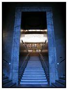 Majestätischer Eingang