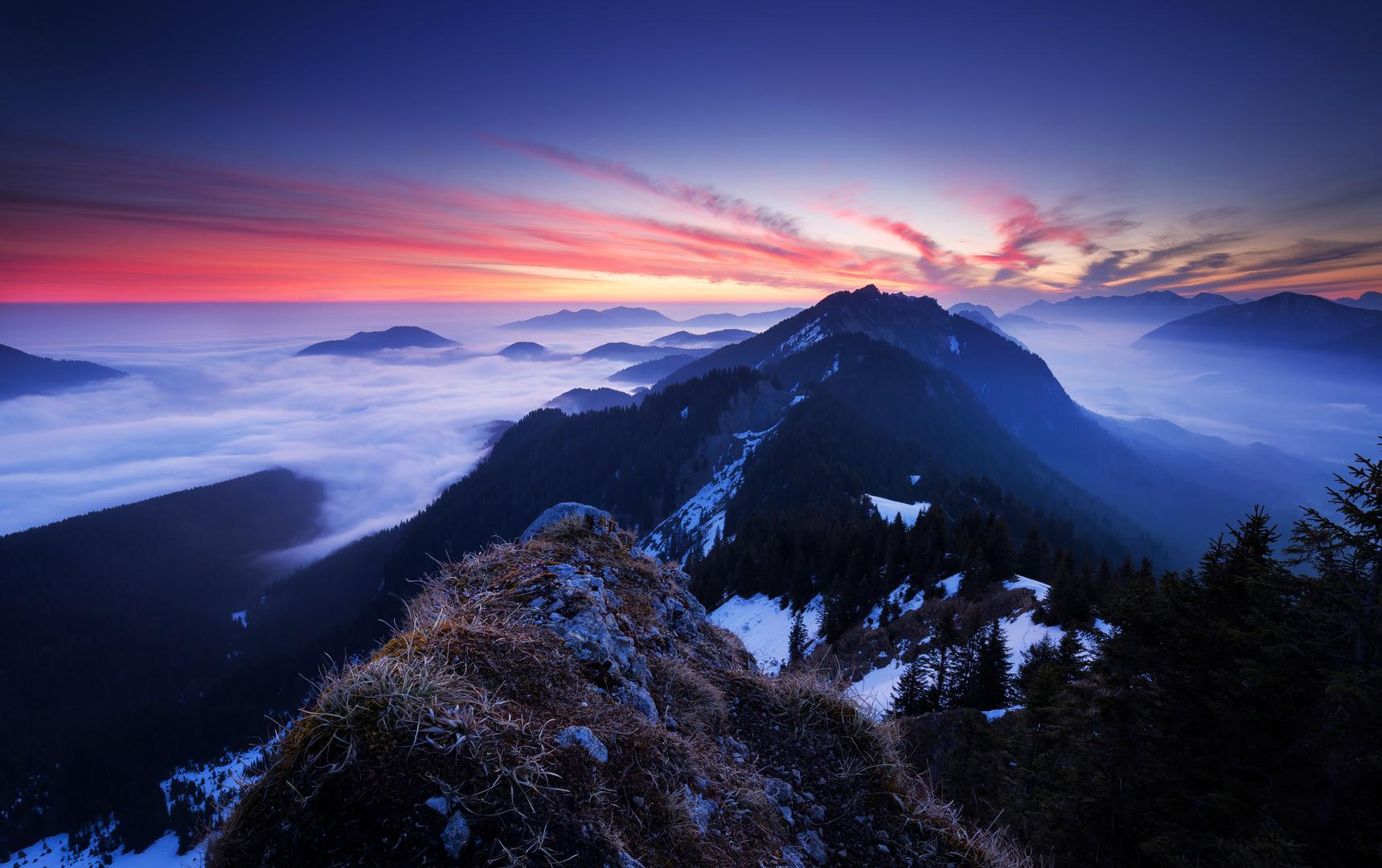 ... majesty of dawn