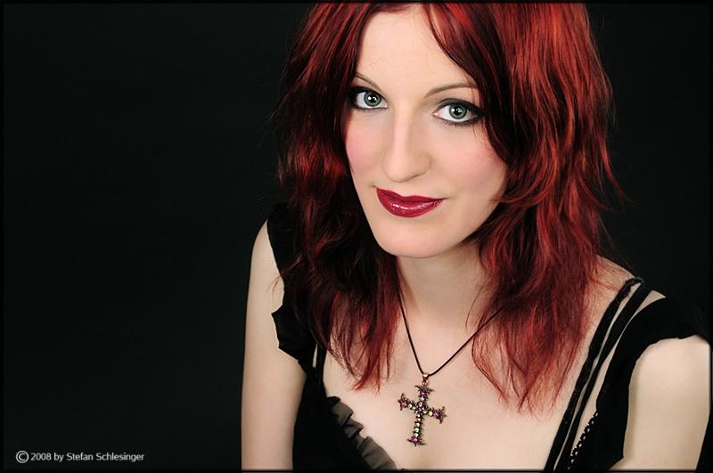 Make-up v. Visa Esther S./ fotografiert v. Stefan Schlesinger