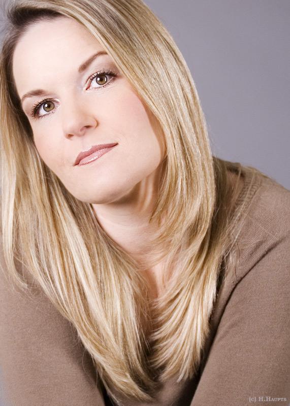 Make-up von Birgit...