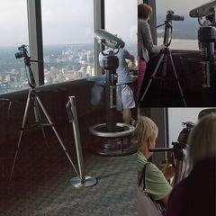 Making Of... CN Tower Hyperstereos