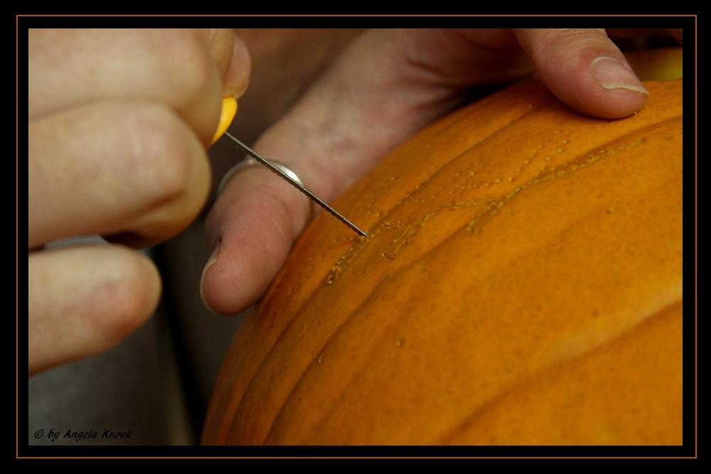 ~ Making of Pumpkin ~