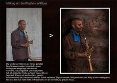 "Making of zu ""The Rhythem of Blues"""