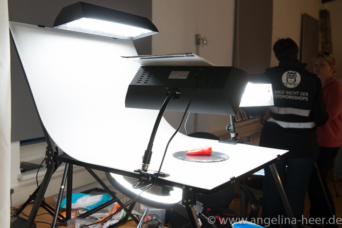 MakingOf Lange Nacht der Fotoworkshops 2014 HH