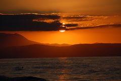 Mal ein Sonnenuntergang