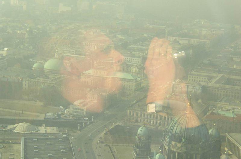 Mal eine andere Aussicht vom Fernsehturm