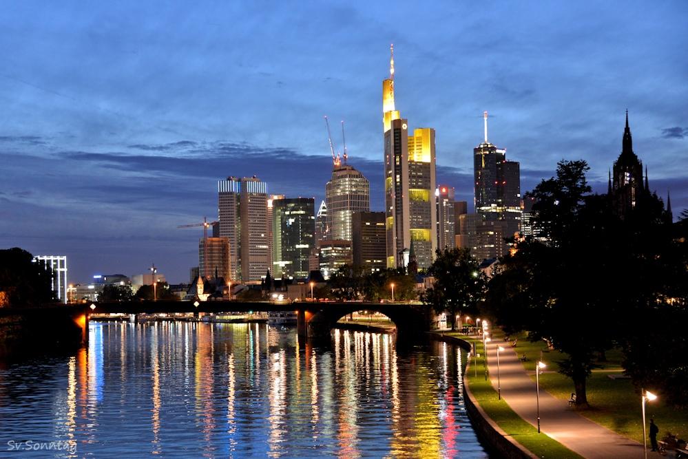 Mal 'n Besuch in Frankfurt II