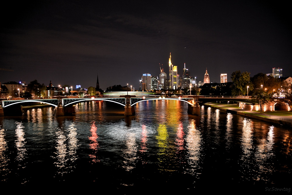 Mal 'n Besuch in Frankfurt III