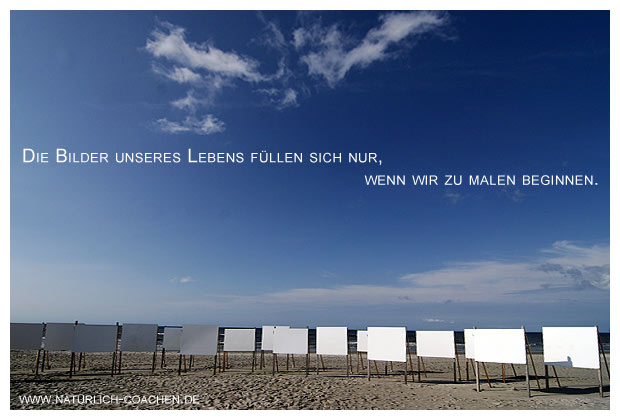 Mal was...