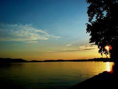 Mal wieder ein Sonnenuntergang :)