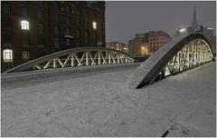 Mal wieder in der verbotenen Zone bei Schnee