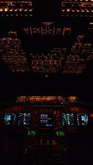 Mal wieder mein Cockpit