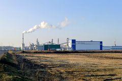 Malacky - Industriegebiet