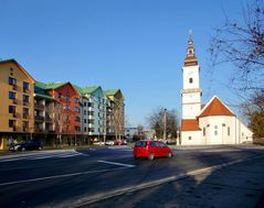Malacky - Katholische Kirche (II)