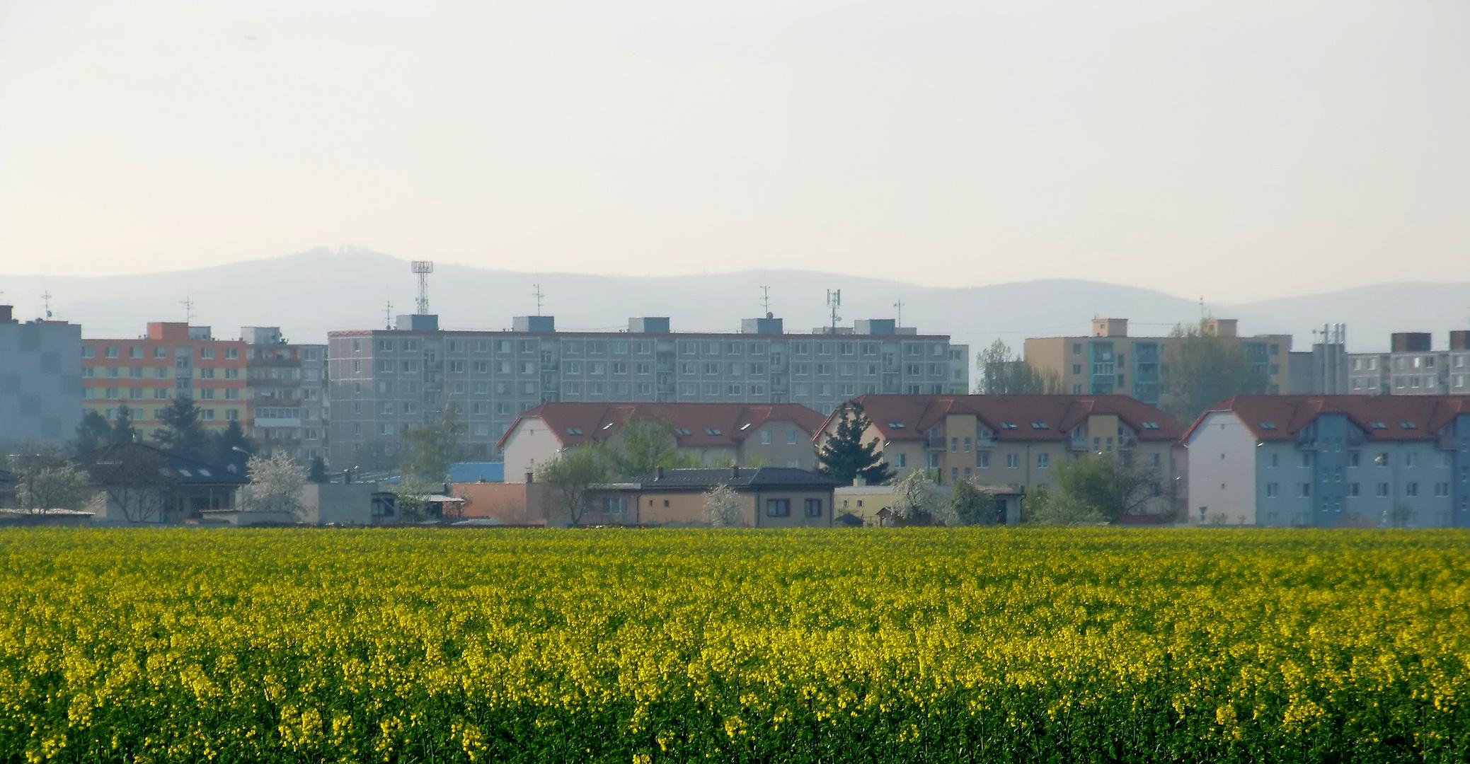 Malacky - Stadtansichten (I)