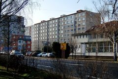 Malacky - Straßenbild (I)