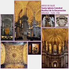 Malaga · Catedral