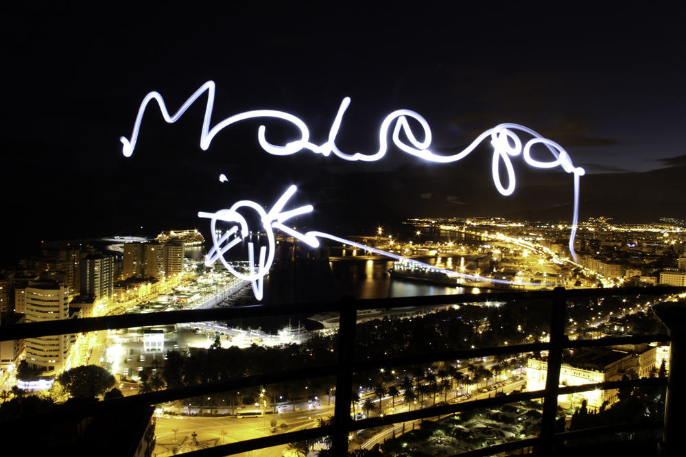 Málaga - Ciudad de luces