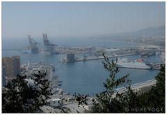 Málaga, Hafen
