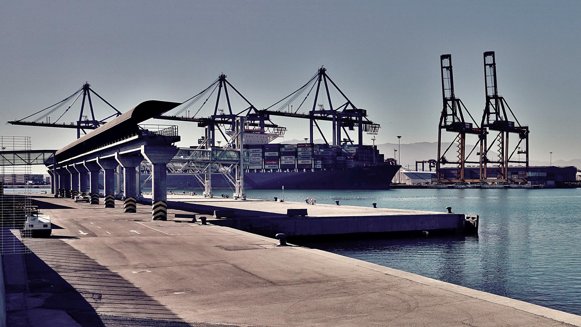 Málaga industrial