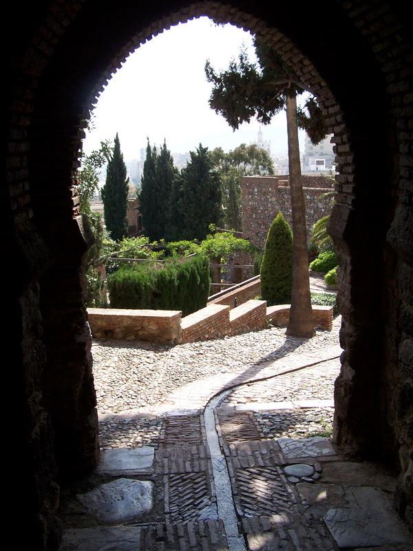Malaga: la Alcazaba