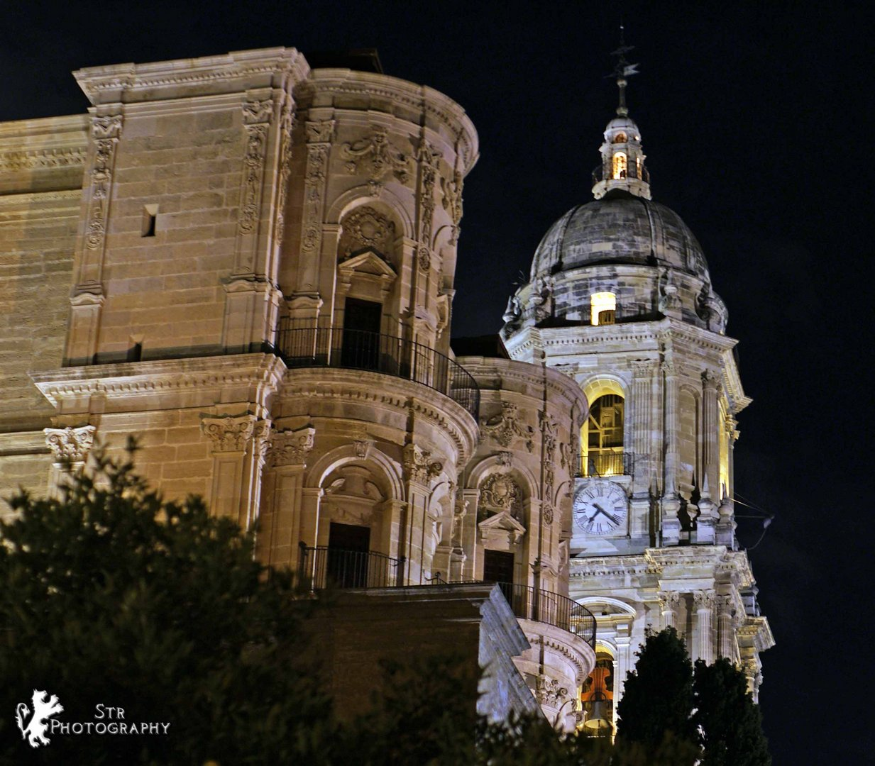Málaga Noche