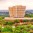 MALAWI  RESERVE BANK in LILONGWE, MALAWI, AFRICA