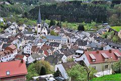 Malberg - Das Dorf