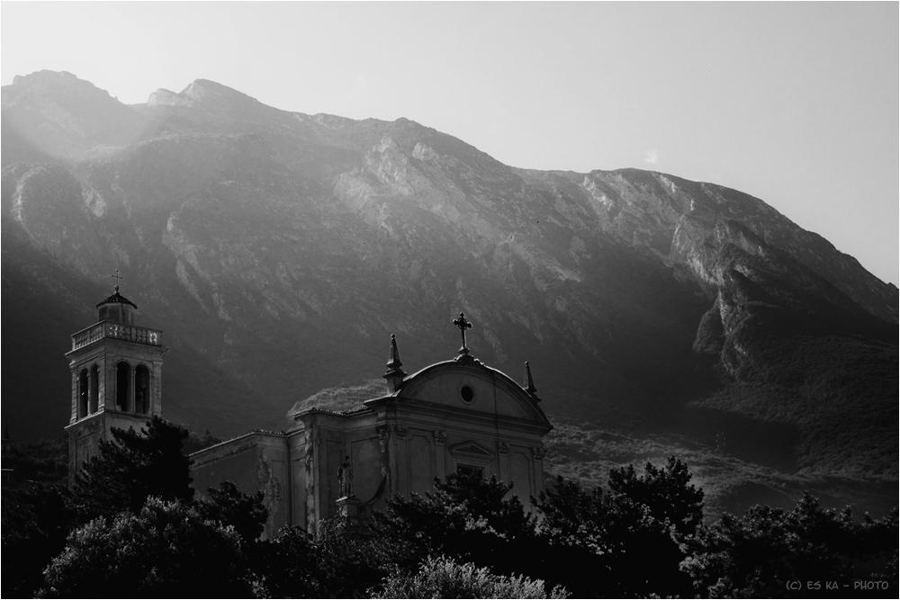 Malcesine (Veneto, Gardasee, Italien): I