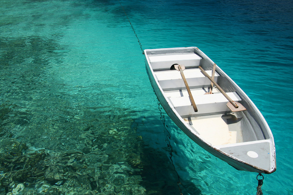 Maldive, il colore