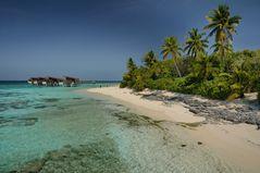 Maldives Zerbrechlichkeit