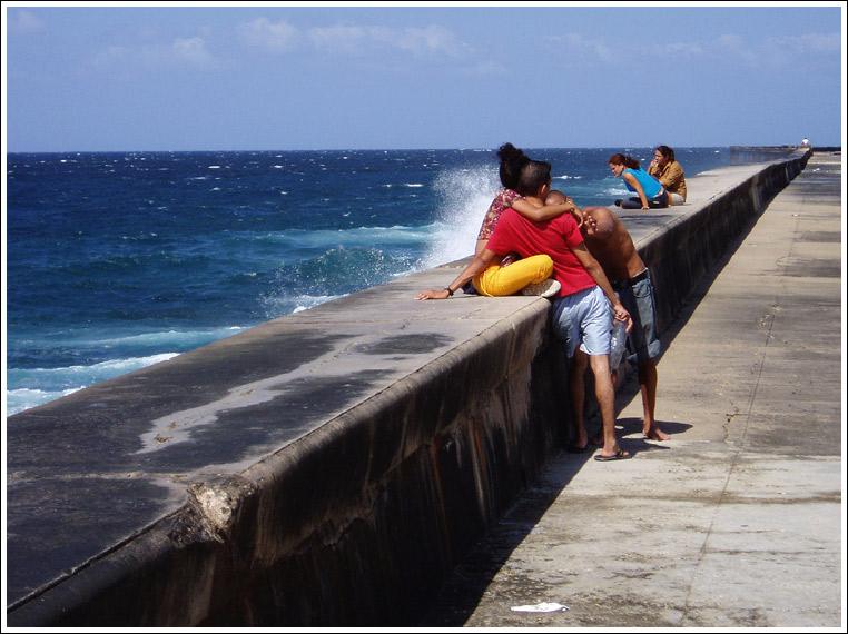 Malecon, Havanna - Cuba